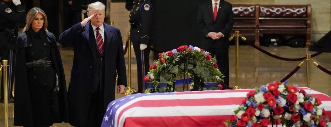 The Nation Honors the Legacy of President George H.W. Bush