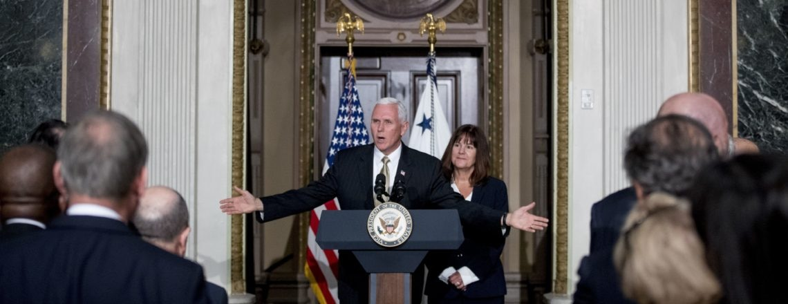 Remarks by Vice President Pence at Organization of American States Reception