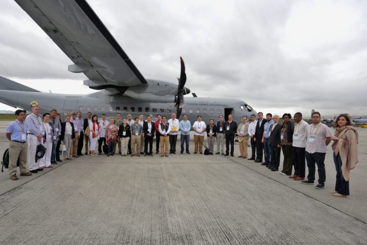 Member State Delegation Visits Colombia - Venezuela Border to Assess Crisis | U.S. Mission to the Organization of American States